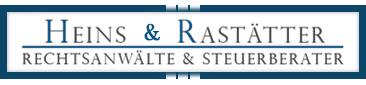 Heins • Feick • Rastätter | Rechtsanwälte & Steuerberater